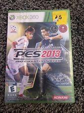 Pro Evolution Soccer 2013 [ PES 2013 ] (XBOX 360) New. (TV2)