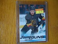 2019-20 UPPER DECK SERIES  ROOKIE CODY GLASS GOLDEN KNIGHTS YOUNG GUNS