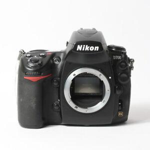 Nikon D700 12MP Digital Camera Body Only - Please Read
