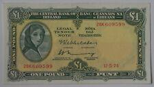 Irland  One Pound 1974  (Großbritannien)