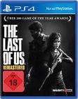 PS4 The Last of Us Remastered deutsche Version Spiel für Playstation 4 NEU
