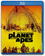 Planet of the Apes Blu-ray New Charlton Heston Roddy McDowell Kim Hunter