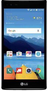 LG K8 VS500 - 16GB - Titan (Verizon) Smartphone 4G LTE New Unlocked Pre-Paid