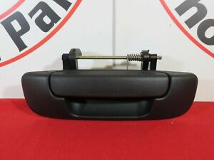 DODGE RAM Textured Black Tailgate Handle NEW OEM MOPAR