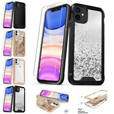for Apple iPhone 11/11 Pro/11 Pro Max Case Ion Transparent Impact Cover+PryTool