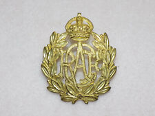 Original WWII Royal Canadian Air Force RCAF Officer's Collar Badge