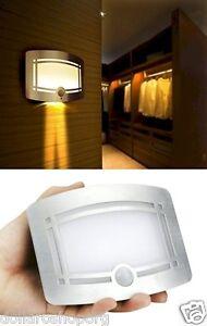Luce LED Notturna per interno con sensore di movimento Wireless Corridoio 3 mt