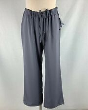 Classic Fit Collection by Jockey Unisex Pocket Scrub Pant Pewter XL Style 2294