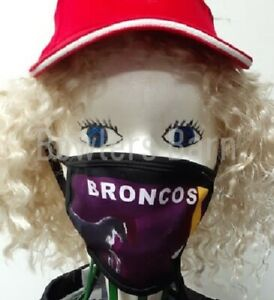 NRL Clubs Themed Washable & Reusable Face Mask