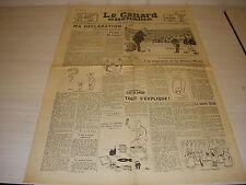 CANARD ENCHAINE 2053 24.02.1960 Amalia RODRIGUEZ NAISSANCE FILS ELISABETH ANDREW