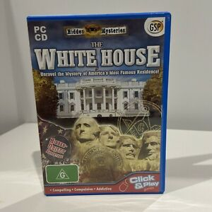 Hidden Mysteries: The White House PC Game
