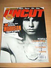 Uncut Magazine 81 Feb 2004 features Jim Morrison, Rickie Lee Jones and Bill Murr