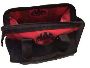 Mac Tools  Bag . Red Black Logo Bag For Hand Tools Ratchet Spanners  Sockets Etc