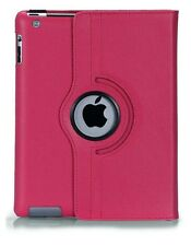 FUNDA + PROTECTOR TABLET APPLE IPAD 2 3 4 - ROSA FUCSIA