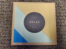 Brand New Limited Edition Fossil Solar Watch Box Set - LE1113