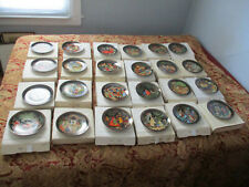Set 24 Bradford Exchange Russian Legends Plates Collector Series all Different!