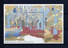 BRD 2000 Block 52 postfrisch Nr. 2105 ** Natur - Nationalpark Hainich Thüringen