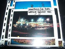 Something For Kate Working Against Me  (Australia) CD Single – Like New