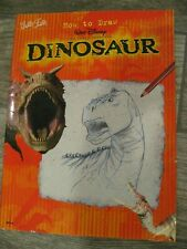 How To Draw Walt Disney Pictures Presents Dinosaur Walter Foster