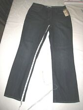 NEW Coldwater Creek Womens Size 14 Natural Waist Stud Jeans