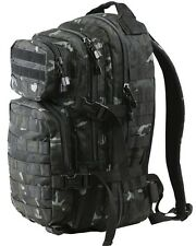 KOMBAT MOLLE ASSAULT PACK 28L SMALL BTP BLACK