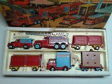 CORGI Chipperfield Circus Gift Set. Ref. GS23-1b.N/ Dinky