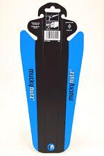 Mucky Nutz Butt Fender, Mountain Bike Mud Guard, Blue