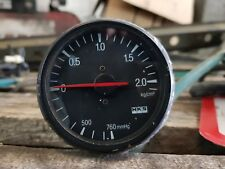 HKS TURBO BOOST GAUGE 60MM