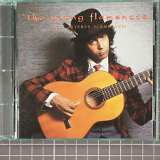 The Young Flamencos by Various Artists (CD, Nov-1991, Hannibal Records)