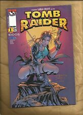 Tomb Raider : The Series #1 1999 variant cover edition Image comics US Comics