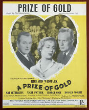 """Prize Of Gold by Lester Lee from """"A Prize Of Gold"""" with Mai Zetterling Pub. 1954"""