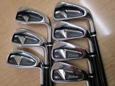 TITLEIST Japane Limited Model VG3 7pc Motore shaft S-flex IRONS SET Golf Clubs