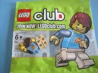 LEGO Club: Max Minifigure Set 852996 (Bagged)