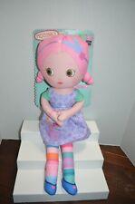 "Zapf Creation 24"" Mooshka Doll Niva January 23 Large Baby Doll Soft Plush Nwt"