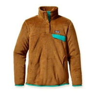 Patagonia Re-Tool Snap-T Pullover Jacket Saddle X-Dye Sz Small Excellent Preown