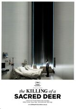 The Killing of a Sacred Deer (2017) A5 Poster - Nicole Kidman, Colin Farrell