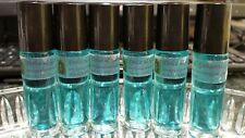 "Scented Body Oils Six 1/3oz. Roll-On Bottles ""See Item Description for fragrance"