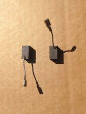 NUOVO Universale 2 x Spazzole in Carbonio 6mm x 8mm x 13mm Strumento parti laterali del filo