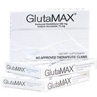 3 Boxes of GlutaMAX Reduced Glutathione & Sodium Ascorbate Capsules - 30 Capsule