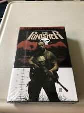 Marvel Comic THE PUNISHER BY GARTH ENNIS OMNIBUS Hard Cover 2017 New