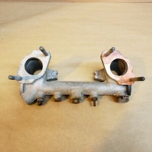 MG MGB Original Dual SU Carb Inlet Intake Manifold Mowog 12H2568 OEM
