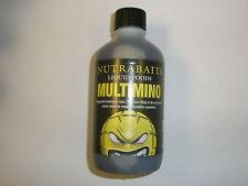 Nutrabaits MULTIMINO Liquid food 250ml Carp fishing