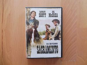 Sacramento ( Randolph Scott, Joel McCrea )