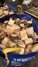 Firewood Logs Hardwood Softwood Log Burner Fire Pit