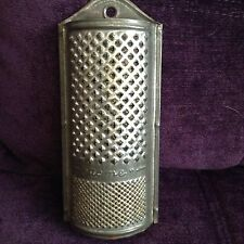 Vintage Antique Acme Cheese Grater Rare