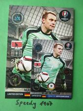 Road to UEFA Euro 2016 Limited Edition XXL nuevos Adrenalyn Panini France