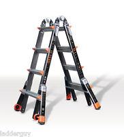 17 1A Fiberglass Little Giant Dark Horse Ladder 15147