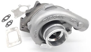 T04E T3/T4 .57 A/R 44 TRIM Turbo for Ford Compresser 400+HP Boost Stage III New