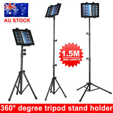 Floor iPad and Tablet Tripod Stand Carrying for iPad 7-10 inch Tablets AU