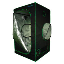 ProGrow™ Reflective Grow Tent 600D Hydroponics Indoor Growing (3.3'x3.3'x6.7')